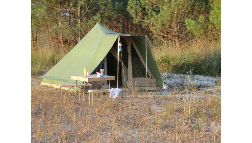 Tente Atlanta III Cabanon
